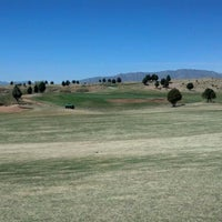 Photo taken at Butterfield Trails Golf Course by Jamz R. on 4/4/2012
