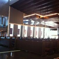 Photo taken at Gereja Katolik Regina Caeli by Surja T. on 2/12/2012