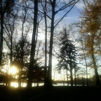 Photo taken at Wingfoot Lake State Park by Heather H. on 11/8/2011