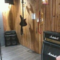 Photo taken at D'Play Music Studio-Digital Recording by Medio V. on 11/5/2011