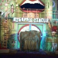 Photo taken at Big Apple Circus by James P. on 12/27/2011