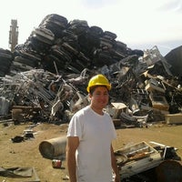 Photo taken at SA Recycling by Orlando on 3/29/2012