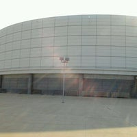 Photo taken at Convocation Center by meghan j. on 9/1/2011