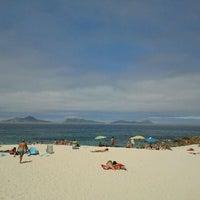 Photo taken at Praia de Fortiñón by opaco on 9/29/2011