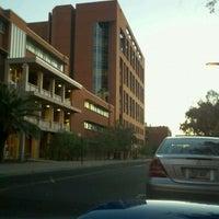 Photo taken at Gould-Simpson Building (University of Arizona) by Josh W. on 6/8/2011