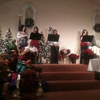 Photo taken at New Beginnings Community Church by Kim H. on 12/25/2011