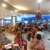 Photo taken at Area di Servizio Secchia Est by Daniele K. on 8/25/2012