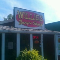 Photo taken at Willie's Burger Shack by Jerri D. on 6/4/2012