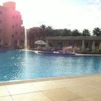 10/17/2011 tarihinde Marloes L.ziyaretçi tarafından Vuni Palace Hotel'de çekilen fotoğraf