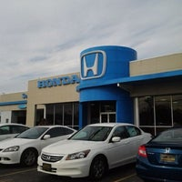 ... Photo Taken At Jerry Damson Honda By Rod B. On 1/13/2012 ...