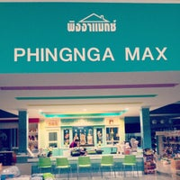 Photo taken at Phingnga Max Home Store by jetnotta on 5/8/2012