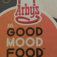 Photo taken at Arby's by Jeffrey Trent K. on 10/17/2011