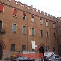 Photo taken at Palazzo Pepoli - Museo della Storia di Bologna by ARTEFIERA on 1/19/2012