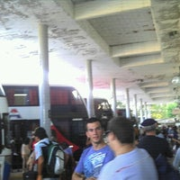 Photo taken at Terminal de Ómnibus de San Bernardo by Kandi P. on 1/15/2012