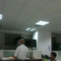Photo taken at Bagian Umum & Keuangan Setditjen Penataan Ruang by DWI A. on 11/21/2011
