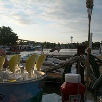 Photo taken at Chesapeake Inn Restaurant & Marina by Rebecca F. on 6/13/2012