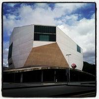 Photo taken at Casa da Música by Surfivor C. on 5/19/2012