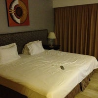 Photo taken at RS Sea Side Hotel Pattaya by Sithichai K. on 1/3/2012