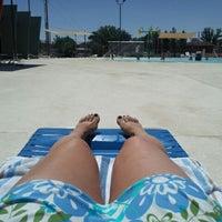 Photo taken at East Mesa Pool by Yvette R. on 6/9/2012