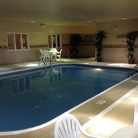 Photo taken at Country Inn & Suites By Carlson Champaign North by Lisa K. on 5/23/2012