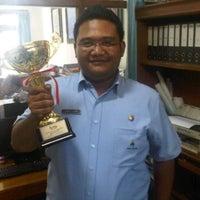 Photo taken at PDAM Kabupaten Badung by tangkas t. on 1/3/2012