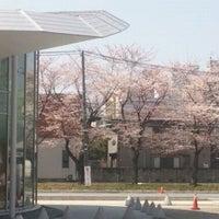 4/19/2012に聰 松.がほんぽーと 新潟市立中央図書館で撮った写真
