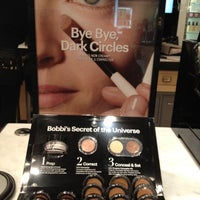 Photo taken at Bobbi Brown Cosmetics by Jeanne M. on 3/30/2012