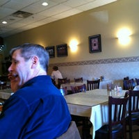 Photo taken at Gourmet Cafe Italian Bistro by Cathy P. on 3/27/2012
