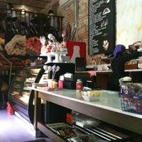 Photo taken at Café Artesanos del Dulce by Pierre on 8/13/2012