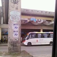 Photo taken at Terminal Rodoviário de Campo Grande by Raphael C. on 3/23/2012