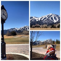Photo taken at Sun Valley Club & Golf Course by Sun Valley Resort on 4/20/2012