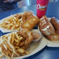Photo taken at Raising Cane's by KiM P. on 1/13/2012