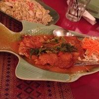 Photo taken at Thai House by Sherlou H. on 9/8/2012