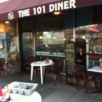 Photo taken at The Original 101 Diner by Snorkel B. on 2/19/2012