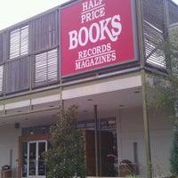 Photo taken at Half Price Books by Chris on 8/13/2011