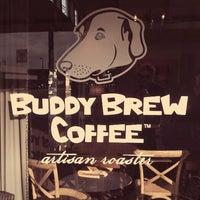 Photo taken at Buddy Brew Coffee by Blake C. on 1/31/2012