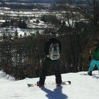 Photo taken at Devil's Head Ski Resort by Andrew L. on 2/18/2012
