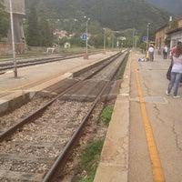 Photo taken at Stazione Vittorio Veneto by Arran W. on 8/30/2012