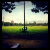 Photo taken at Shivaji Park by DitaVie on 5/30/2012