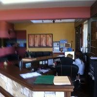 Photo taken at Kalistri Hotel by Hera G. on 5/23/2011