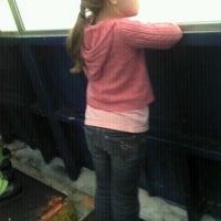"Photo taken at Dominic ""Mimi"" DiPietro Family Skating Center by Heather S. on 1/28/2012"