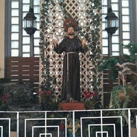Photo taken at St. Francis of Assisi Parish Church by LakanPH on 1/15/2012