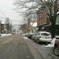 Photo taken at Frenchtown Cafe by Linda G. on 1/21/2012