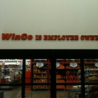Photo taken at WinCo Foods by Jim Y. on 9/20/2011