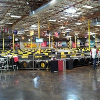 Photo taken at Pole Position Raceway by Yasser A. on 12/7/2011