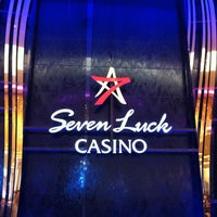 Photo taken at Seven Luck Casino by Michael R. on 4/3/2012