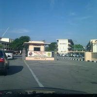 Photo taken at Politeknik Ungku Omar by ibu m. on 7/7/2012