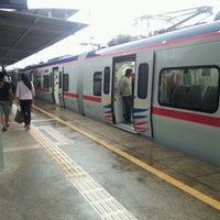 Photo taken at KTM Line - Serdang Station (KB05) by norazwan n. on 5/2/2012