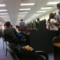 Photo taken at UMS Library by Step S. on 3/20/2012