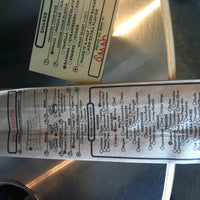 Photo taken at Which Wich? Superior Sandwiches by Sarah T. on 5/21/2012